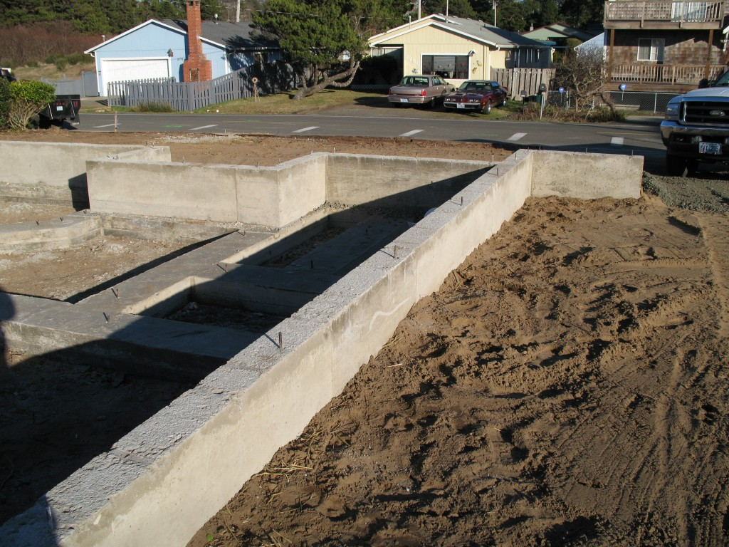Foundation Ready for Framing
